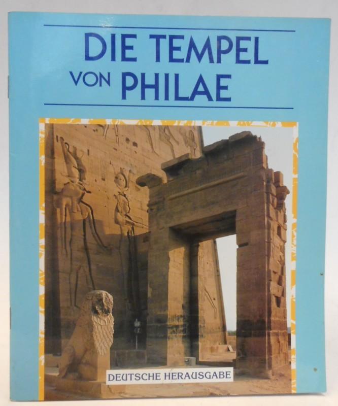 | Die Tempel von Philae.