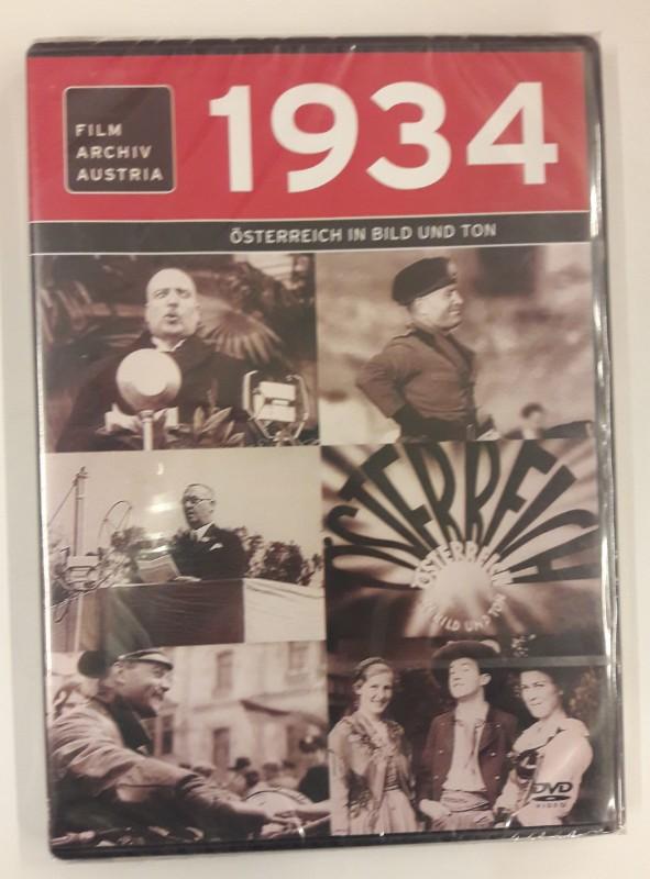   1934 - Österreich in Bild und Ton. DVD. Dokumentation 100 min.