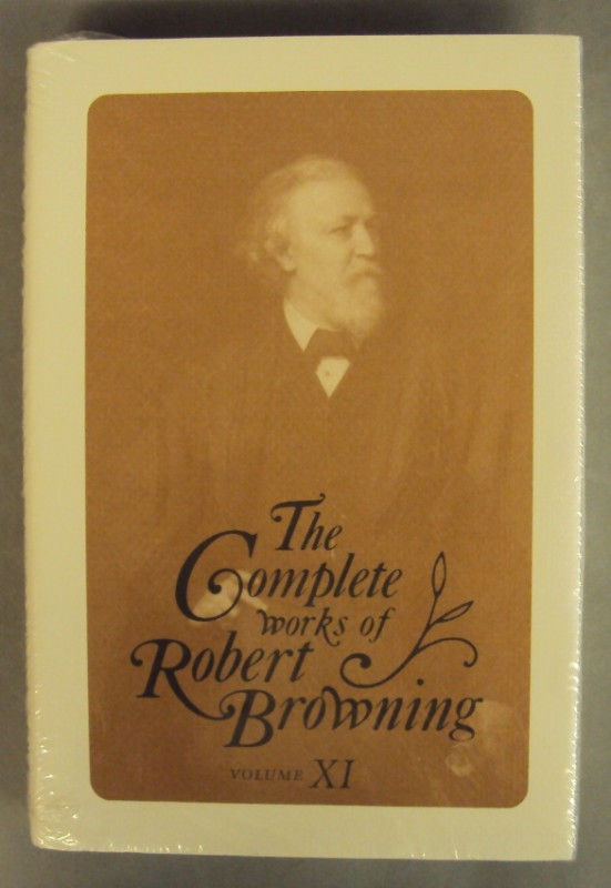 | The complete works of Robert Browning Vol. XI.