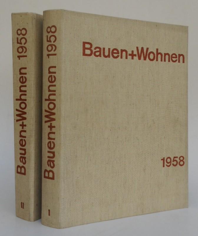   Bauen+Wohnen. Jg. 13