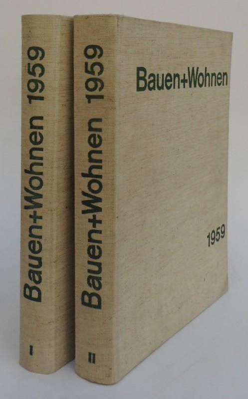   Bauen+Wohnen. Jg. 14
