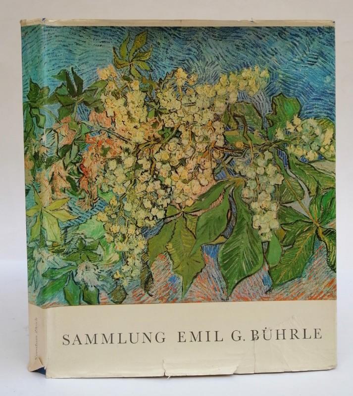   Sammlung Emil G. Bührle. Festschrift zu Ehren von Emil G. Bührle zur Eröffnung des Kunsthaus-Neubaus und Katalog der Sammlung Emil G. Bührle. Mit 20 Farbtafeln u. 80 s/w-Abb.