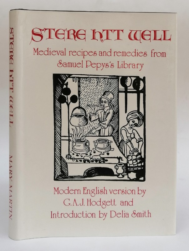   Stere htt well. A book of medieval refinements