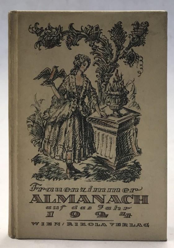| Frauenzimmer. Almanach auf das Jahr 1924.
