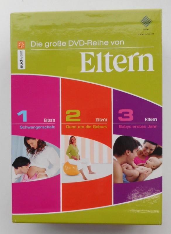   Die große DVD-Reihe der Zeitschrift ELTERN. DVD 1: Schwangerschaft