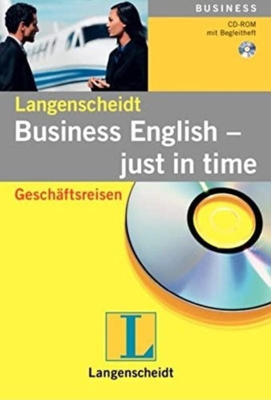 | Business English - just in time: Geschäftsreisen. CD-ROM für PC mit Begleitheft