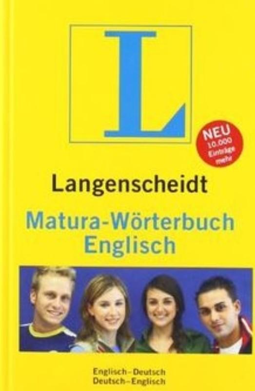 | Matura-Wörterbuch Englisch. Englisch-Deutsch / Deutsch-Englisch. Extra-Teil zur Prüfungsvorbereitung