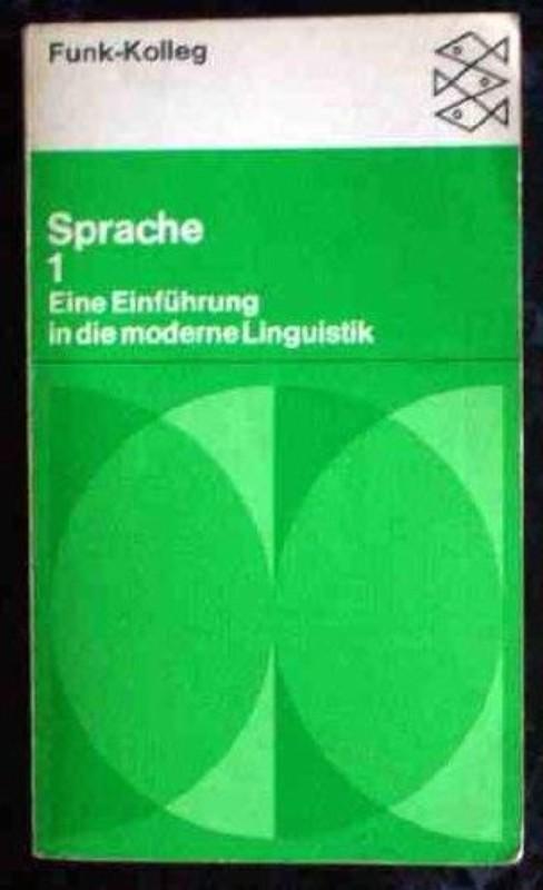   Funk-Kolleg Sprache.2 Bde