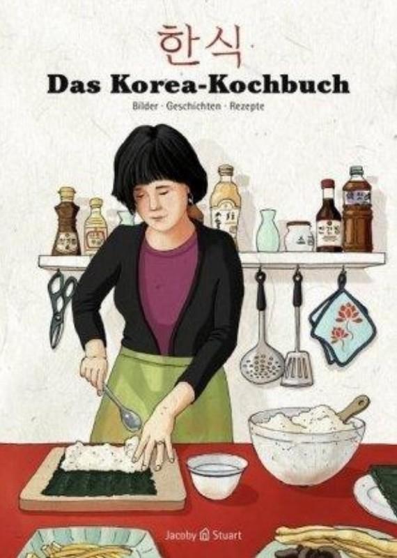 | Das Korea-Kochbuch.