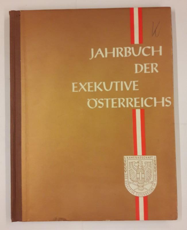 Kameradschaft der Exekutive Österreichs ÖAAB (Hg.) Jahrbuch der Exekutive Österreichs 1974/75.