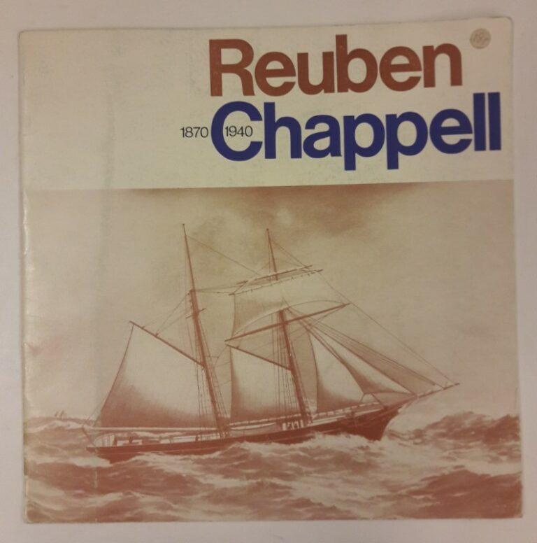 | Centenary Loan Exhibition. Reuben Chappell 1870-1940
