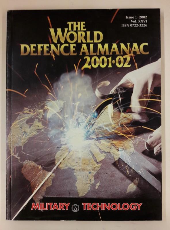   The World Defence Almanach 2001-2002. Vol. XXVI.