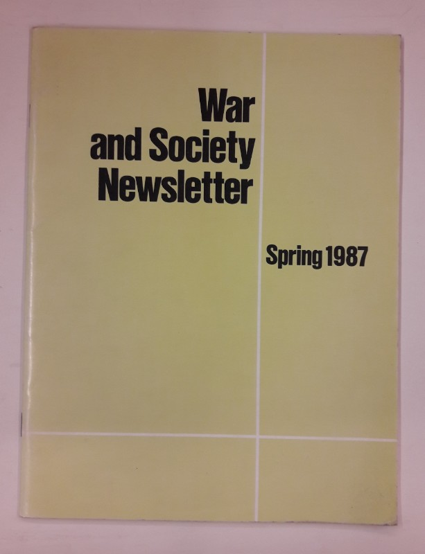 Militärgeschichtliches Forschungsamt (Hg.) War and Society Newsletter. A Bibliographical Survey