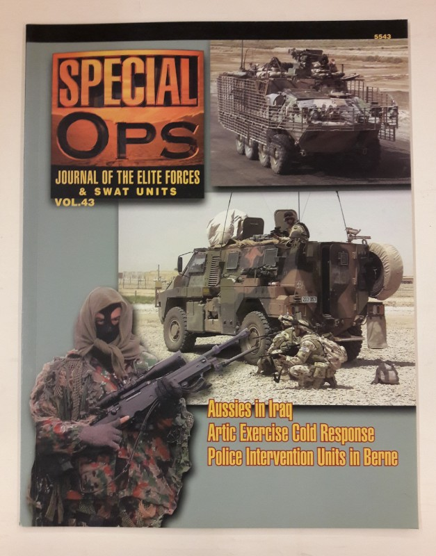 o.V. Special Ops. Journal of the Elite Forces & Swat Units