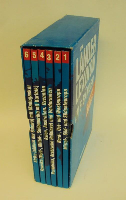 | Länderlexikon in 6 Bänden. Mit aktuellem Atlas.