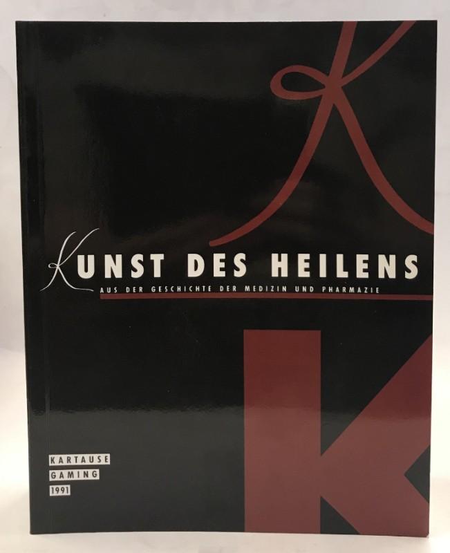 Amt d. NÖ Landesreg. (Hg.) Kunst des Heilens. Aus der Geschichte der Medizin und Pharmazie. Ausstellungskatalog.
