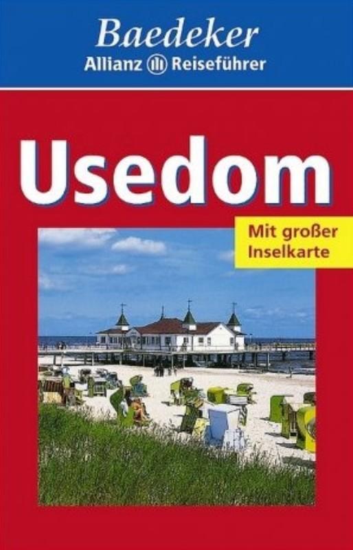 | Baedeker Allianz Reiseführer: Usedom. Mit großer Reisekarte.