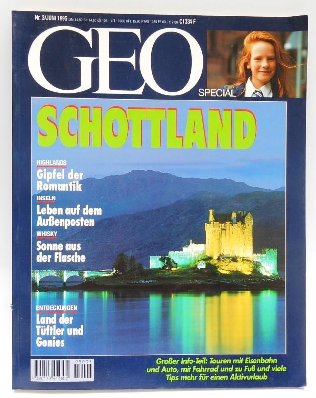 | GEO Special: Schottland. Nr. 3/1995.