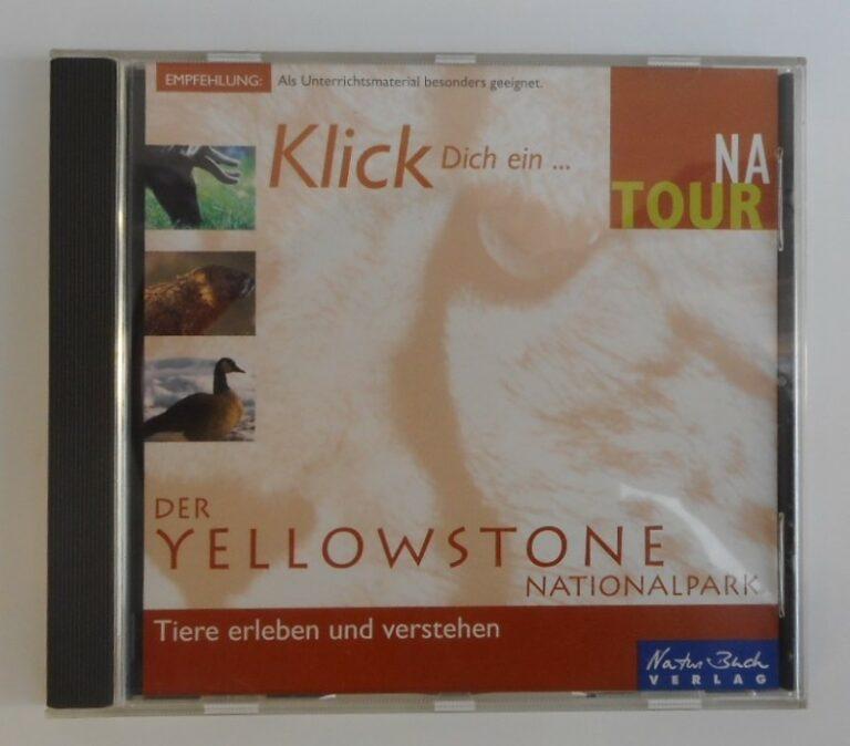 | Klick Dich ein… Der Yellowstone Nationalpark: Tiere erleben und verstehen. CD-ROM mit Videos