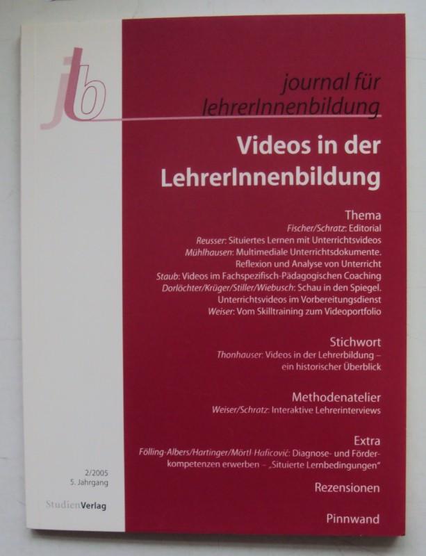 | Videos in der LehrerInnenbildung.