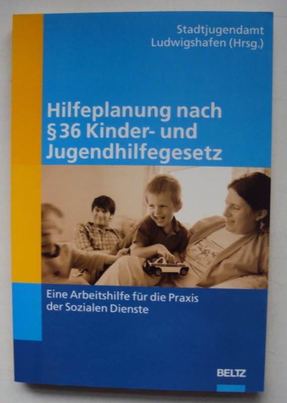 Stadtjugendamt Ludwigshafen (Hg.) Hilfeplanung nach § 36 Kinder- und Jugendhilfegesetz. Eine Arbeitshilfe für die Praxis der Sozialen Dienste.