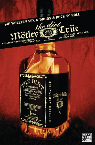 Mötley Crüe / Strauss