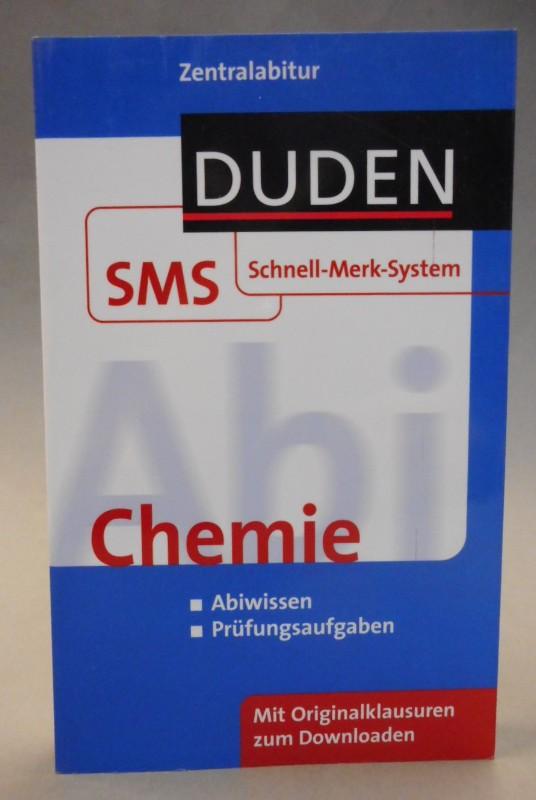 | Duden Schnell-Merk-System: Abi Chemie.