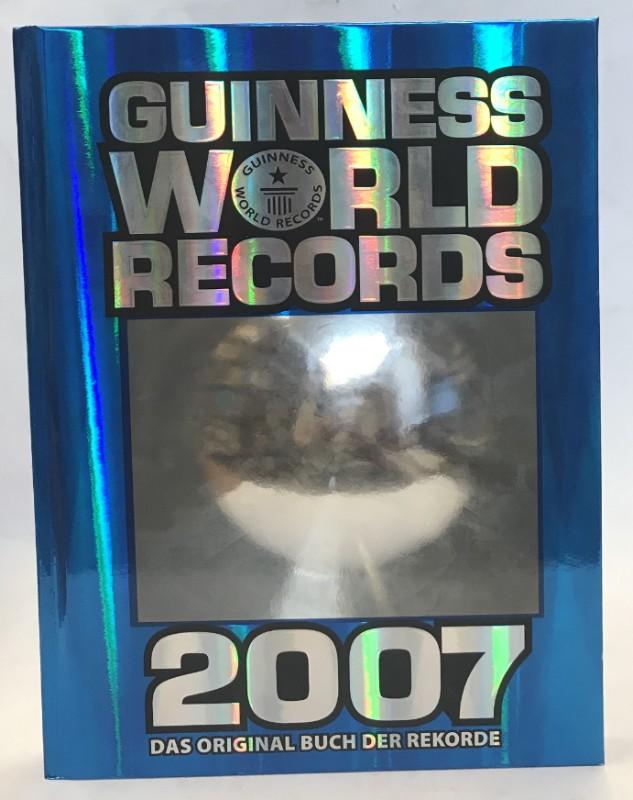 | Guinness World Records 2007.