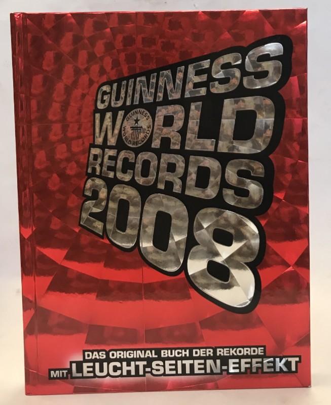 | Guinness World Records 2008.