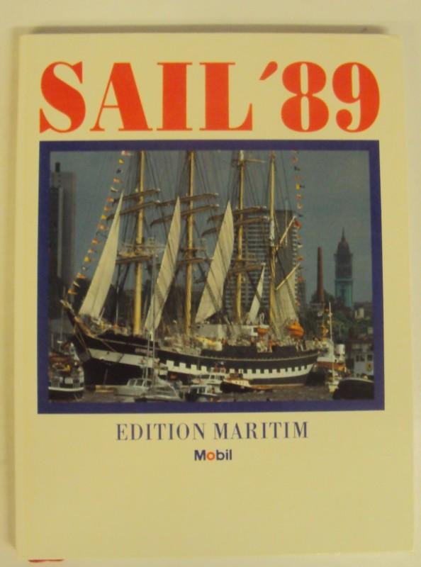 | Sail '89. Windjammerparade Hamburg.