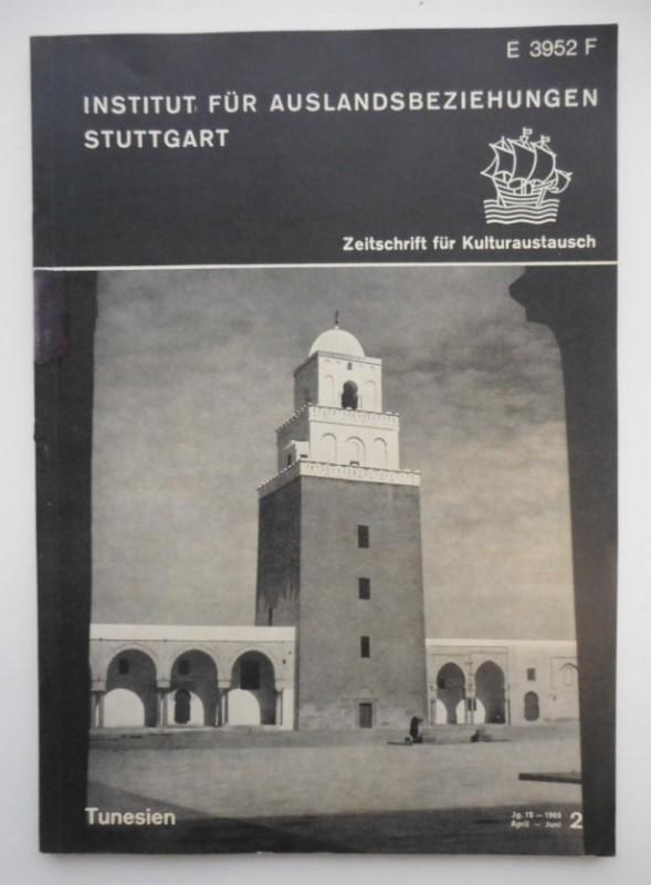 Zeitschrift für Kulturaustausch. Jg. 19
