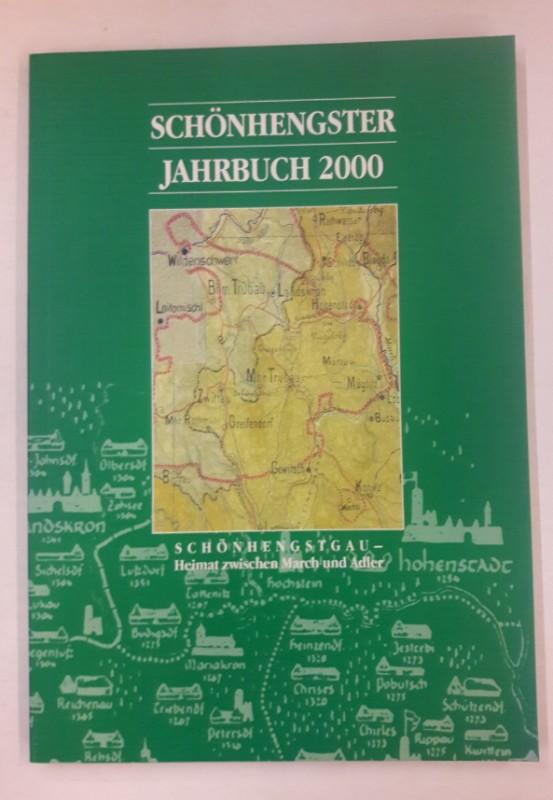 Schönhengster Heimatbund (Hg.) Schönhengster Jahrbuch 2000. Schönhengstgau - Heimat zwischen March und Adler.