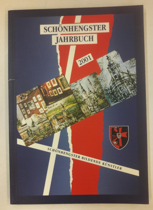 Schönhengster Heimatbund (Hg.) Schönhengster Jahrbuch 2001. Schönhengster bildende Künstler.