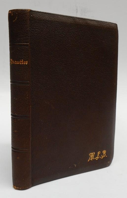 | Psautier Romand. Recueil de psaumes et de cantiques adopté par les Eglises nationales protestantes de Neuchatel