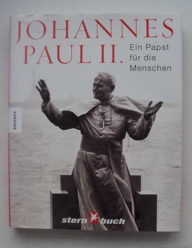 | Johannes Paul II. Ein Papst für die Menschen. Mit Texten von Luigi Accattoli
