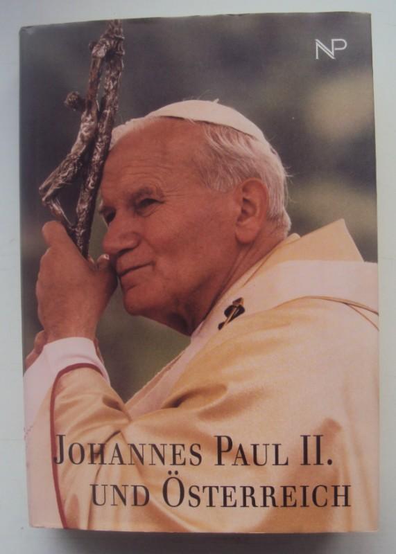 Sekretariat der Österr. Bischofskonferenz (Hg.) Johannes Paul II. und Österreich. Festgabe der Österr. Bischofskonferenz zum 80. Geburtstag des Heiligen Vaters.