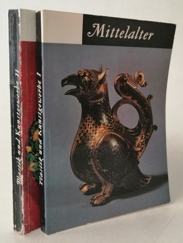 | Katalog der Sammlung für Plastik und Kunstgewerbe. 1. Teil: Mittelalter
