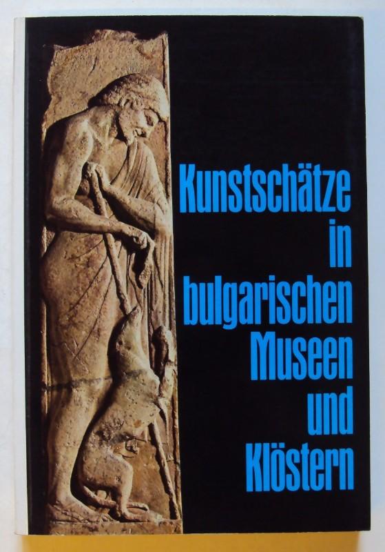 | Kunstschätze in bulgarischen Museen und Klöstern. Ausstellungskatalog (24. April bis 31. Juli 1964 in Villa Hügel