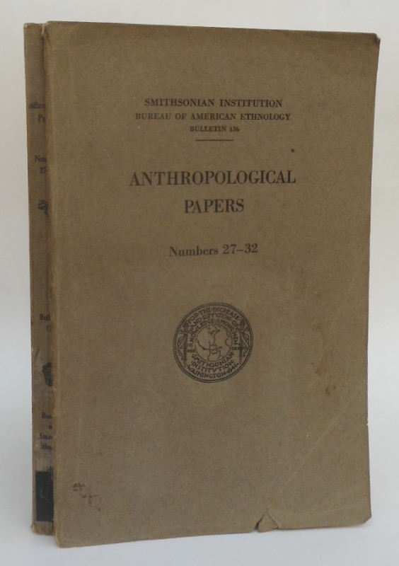 | Anthropological Papers. Numbers 27-32. With 32 plates and 5 text figures