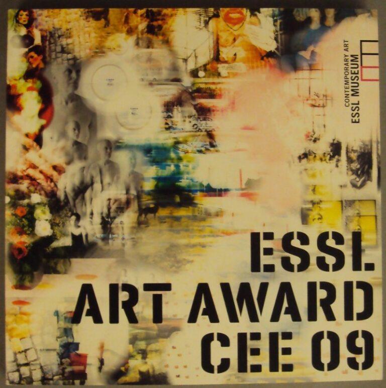 | Essl Art Award CEE 09. Czech Republic - Slovakia - Hungary - Slovenia - Croatia - Romania. Ausstellungskatalog.