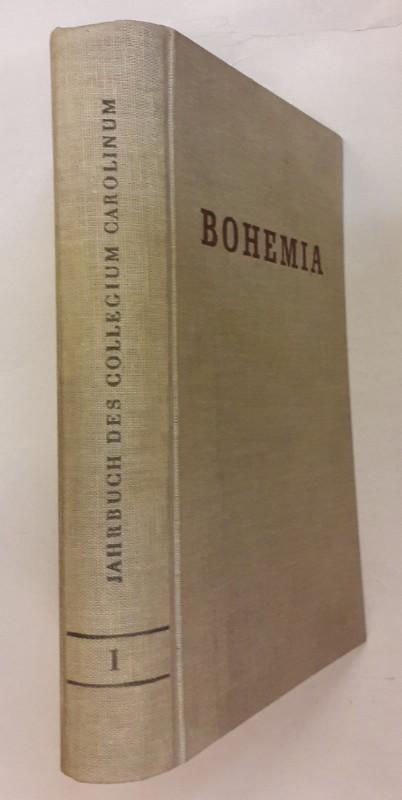 o.V. Bohemia. Jahrbuch des Collegium Carolinum. Band 1.