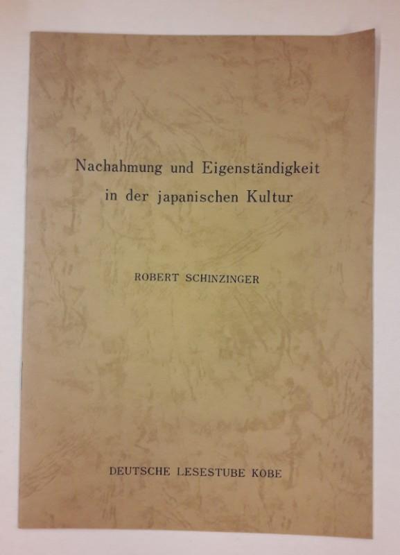 Schinzinger