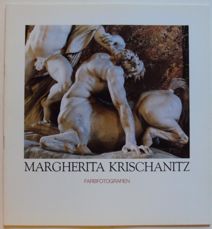 | Margherita Krischanitz - Monumente. Text: Otto Hochreiter.