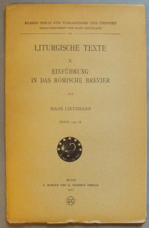 Lietzmann