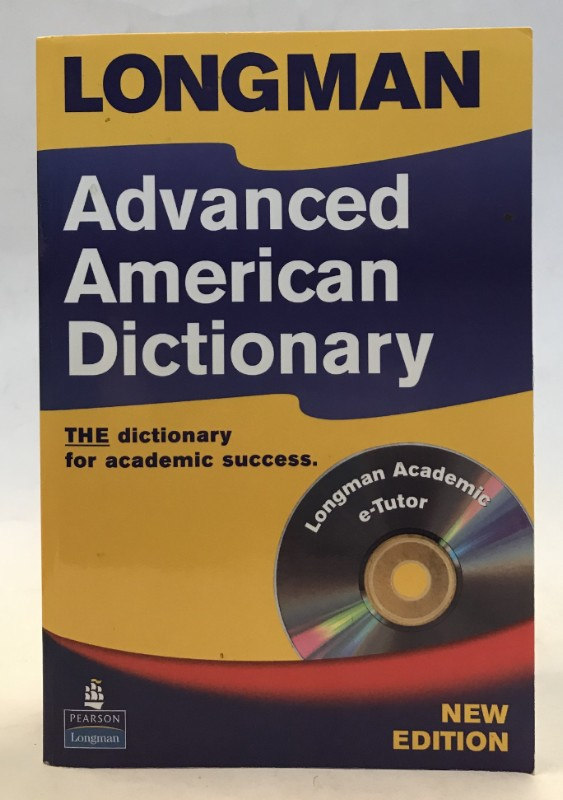 | Advanced American Dictionary. New Edition. Mit CD-Rom.