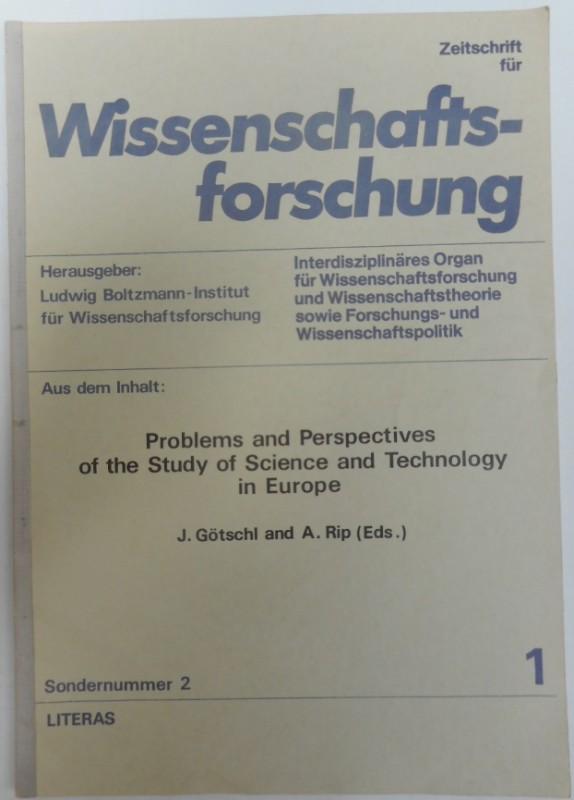 Ludwig Boltzmann-Institut für Wissenschaftsforschung (Hg.) Götschl
