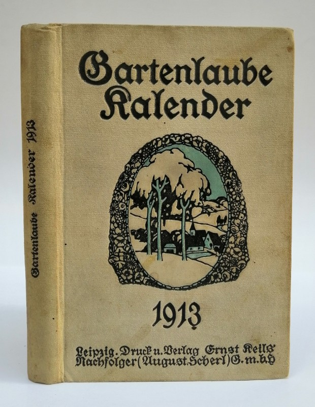 | Gartenlaube-Kalender 1913. Mit zahlr. Abb. u. Illustrationen