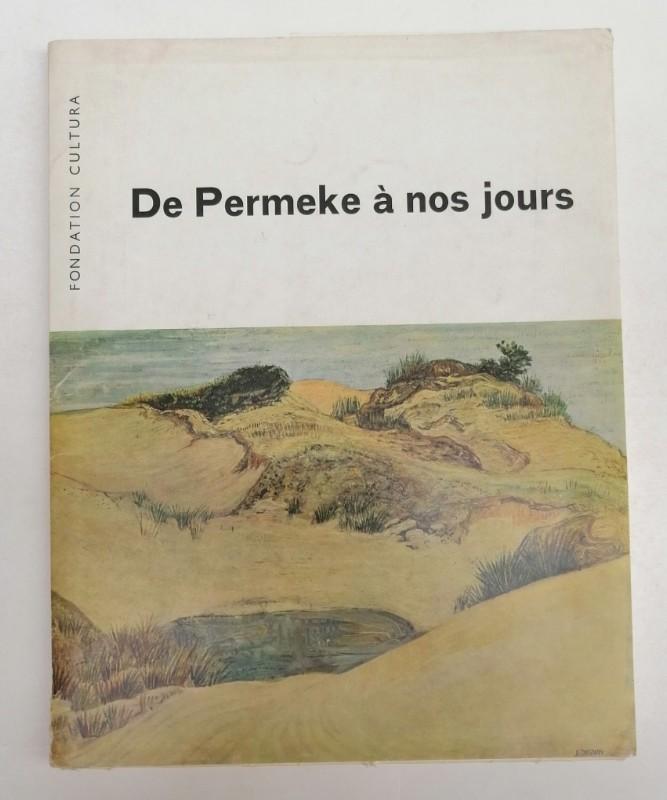 """""""Cultura"""" (Ed.) De Constant Permeke à nos jours. La peinture figurative en Belgique. Avec 50 planches (complète)"""