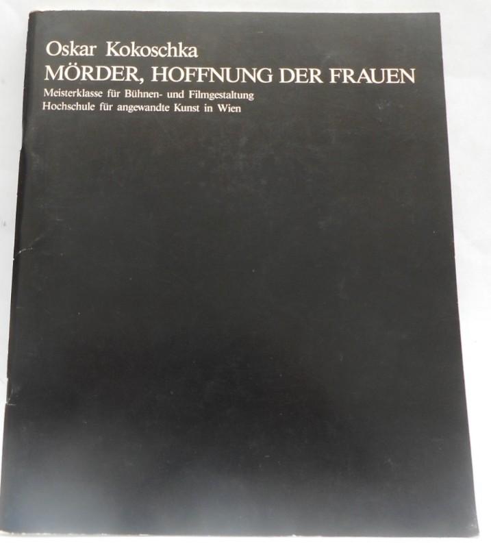 | Oskar Kokoschka: Mörder