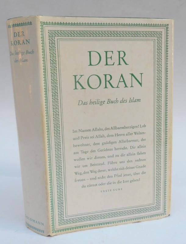 | Der Koran. Das heilige Buch des Islam. Nach der Übertragung von Ludwig Ullmann neu bearbeitet und erläutert von L. W. Winter.